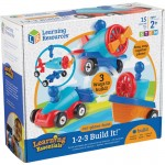 Learning Resources 1-2-3 Build It Car-Plane-Boat LER2840