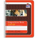 "1/2"" Short Way Ruled Composition Book 2432"