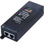 Microsemi 1-Port 30W 802.3at PoE Injector PD-9001GR/AT/AC-US