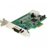 StarTech.com 1 Port Low Profile PCI Express Serial Card - 16550 PEX1S553LP
