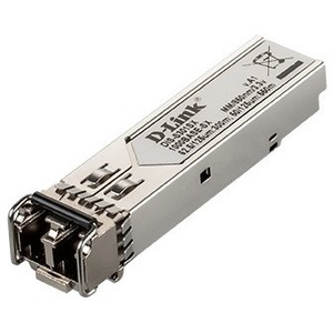 Axiom 1-port Mini-GBIC SFP to 1000BaseSX Multi-Mode Fibre Transceiver DIS-S301SX-AX