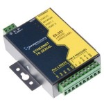 Brainboxes 1 Port RS232 and 1 Port RS422/485 Ethernet to Serial Adapter ES-357