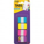 "Post-it 1"" Solid Color Self-stick Tabs 686AYPV1IN"