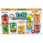 1 to 10 Counting Cans LER6800