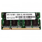 1 x 1GB PC3200 DDR 400MHz 200-pin DIMM Memory Module 900644