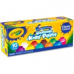 10 ct. Washable Kids' Classic Paint 54-1205