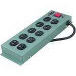 Belkin 10-Outlets Surge Suppressor F9D1000-15