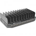 Tripp Lite 10-Port USB Charger with Built-In Storage U280-010-ST