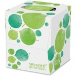 Seventh Generation 100% Recycled Facial Tissue 13719CT