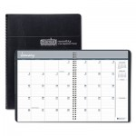 House of Doolittle 2680-02 100% Recycled Two Year Monthly Planner w/Expense Logs, 8 3/4 x 6 7