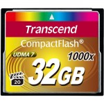 Transcend 1000x CompactFlash (Ultimate) TS32GCF1000
