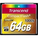 Transcend 1000x CompactFlash (Ultimate) TS64GCF1000