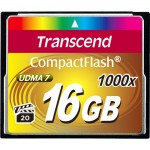 Transcend 1000x CompactFlash (Ultimate) TS16GCF1000