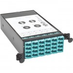 Tripp Lite 100Gb/120Gb to 10Gb Breakout Cassette - 24-Fiber MTP/MPO to (x12) LC N482-1M24-LC12