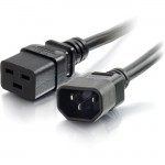 C2G 10ft 14AWG 250 Volt Power Cord (IEC C14 to IEC320 C19) 10347