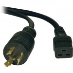 Tripp Lite 12 ft. 12AWG Heavy Duty Power Cord (IEC-320-C19 to NEMA L6-20P) P040-012