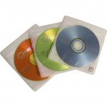 Case Logic 120 Disc Capacity Double Sided CD ProSleeves 3200340