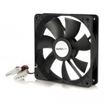 StarTech.com 120mm Dual Ball Bearing CPU Case Fan LP4 FANBOX12