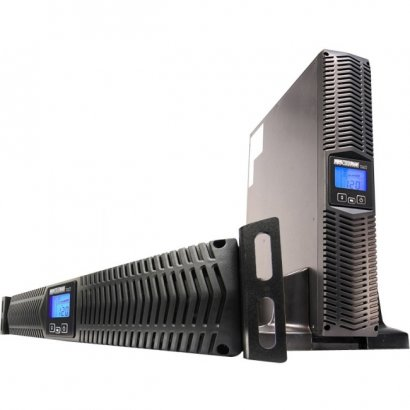 1500 VA Line Interactive Rack/Wall/Tower UPS with 8 Outlets E1500RTXL2UNC