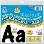 Pacon 154 Character Self-adhesive Letter Set 51693