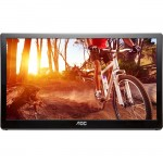 AOC 16-Inch Class USB-Powered Monitor E1659FWU
