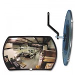 "See All 160 degree Convex Security Mirror, 18w x 12"" h SEERR1218"