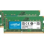 Crucial 16GB Kit (2 x 8GB) DDR4-2400 SODIMM Memory for Mac CT2K8G4S24AM