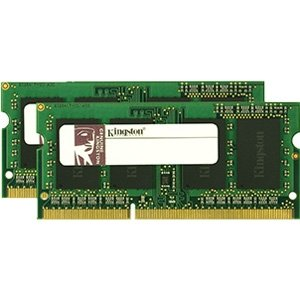 Kingston 16GB Kit (2x8GB) - DDR3 1600MHz KVR16S11K2/16