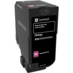 16K Magenta Toner Cartridge (CX725) 84C0H30