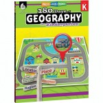 Shell Education 180 Days of Geography Resource 28621