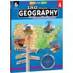 Shell Education 180 Days of Geography Resource 28625