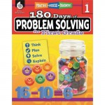 Shell 180 Days of Problem Solving for First Grade 51613