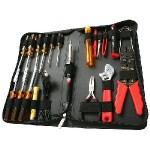 StarTech.com 19 Piece Computer Tool Kit in a Carrying Case CTK500