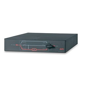 "APC 19"" Rack Mountable 30A Maintenance Bypass Panel SBP6KRMT2U"