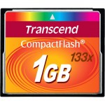 1GB CompactFlash (CF) Card TS1GCF133