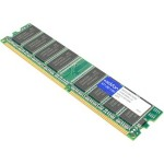 AddOn 1GB DDR1 333MHZ 184-pin DIMM F/Desktops AA32C12864-PC266