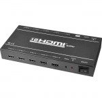 SIIG 1x10 HDMI Splitter with 3D and 4Kx2K CE-H21Q11-S1