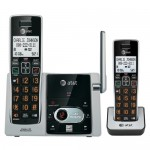 2 Handset Cordless Answering System with Caller ID/Call Waiting CL82213