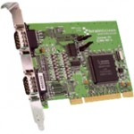 2-port Universal PCI Serial Adapter UC-313