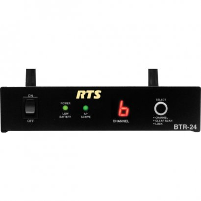 RTS 2.4 GHz Wireless Intercom Base Station Access Point BTR24