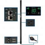 Tripp Lite 2.9kW Single-Phase Monitored PDU PDUMNV30LX