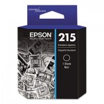 Epson (215) DURABrite Ultra Ink, Black EPST215120