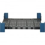 "Rack Solutions 23"" Wide Server Rack Shelf- Heavy Duty 1USHL-116-23"