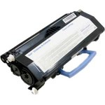Dell 2350d, 2350dn Black Toner - 6,000 Page Cartridge PK937