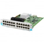 HP 24-port 10/100/1000BASE-T MACsec v3 zl2 Module J9987A