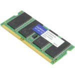 2GB DDR3-1066MHZ 204-Pin SODIMM for Dell Notebooks A2149878-AA