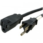StarTech 3 ft Power Extension Cord - NEMA 5-15R to NEMA 5-15P PAC1013