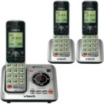 Vtech 3 Handset Answering System with Caller ID/Call Waiting CS6629-3