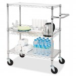 3-Tier Rolling Carts 84858