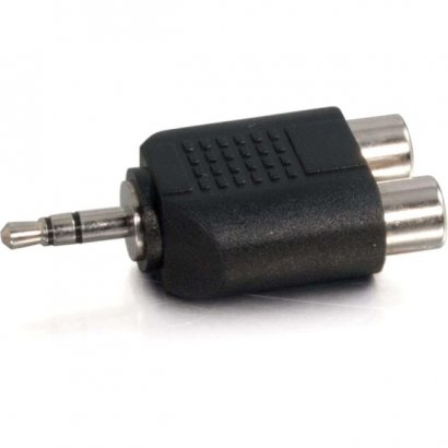 C2G 3.5mm Stereo to Dual RCA Adapter 40645